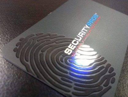 Spot UV Printing